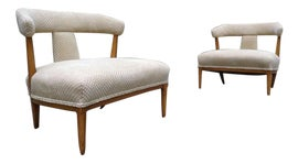 Image of Tomlinson / Erwin - Lambeth Accent Chairs