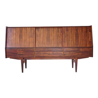 1960s Danish Rosewood Sideboard For Sale