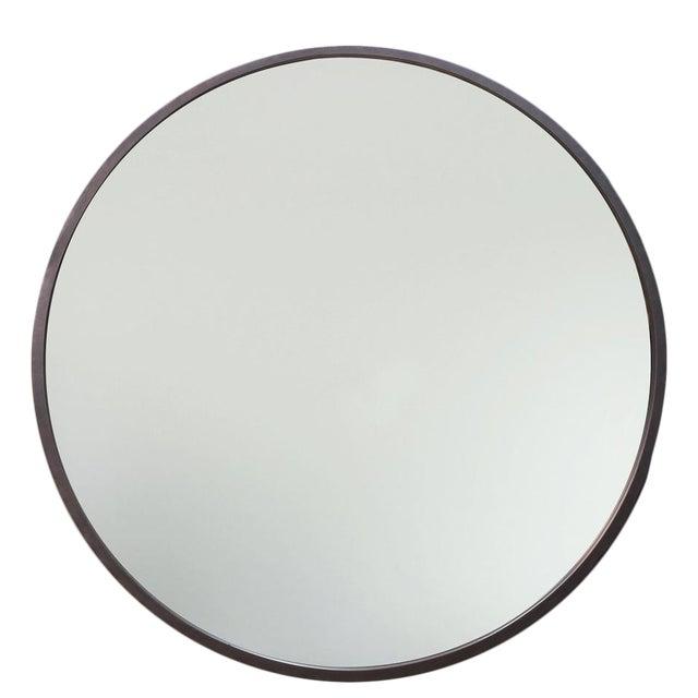 Sarreid Ltd. Contemporary Metal Mirror - Image 1 of 2