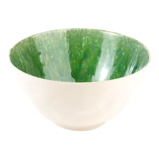 Bali Green Serving Bowl For Sale