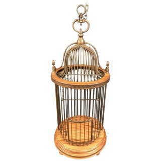 Italian Neoclassical Birdcage For Sale