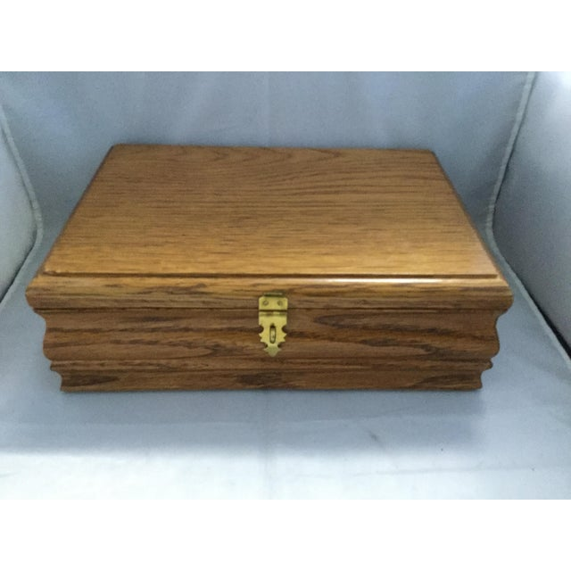 1990s 1990s Cedar Chest For Sale - Image 5 of 5