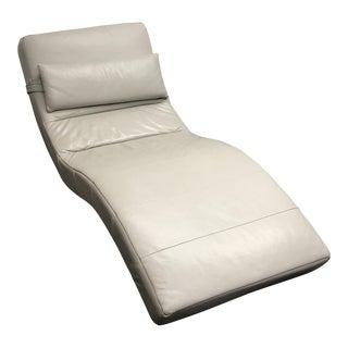 Dove Gray EQ3 Treble Chaise