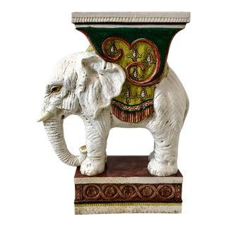 Tall Italian Elephant Garden Seat