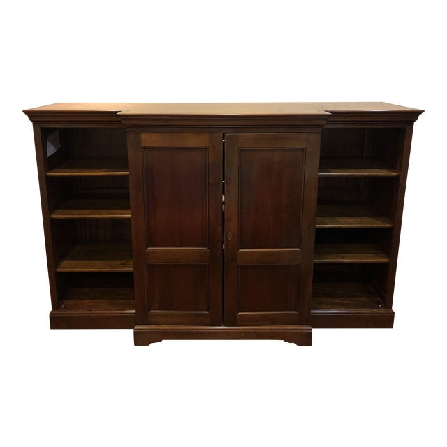 Grange Louis-Philippe Entertainment Center/Armoire For Sale