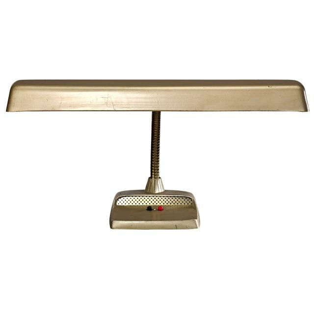 Vintage Mid-Century Industrial Desk Lamp For Sale - Image 4 of 4