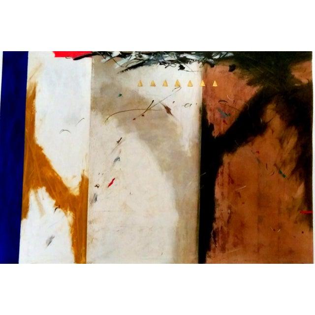 "John Baughman ""Portal Series 1-23"" Mixed Media Art - Image 4 of 9"