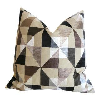 Osborne & Little Bussana Pillow Cover 20x20 For Sale