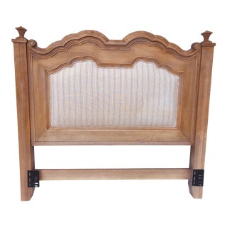 Custom Contemporary Queen Headboard by Vanguard Furniture Usa For Sale