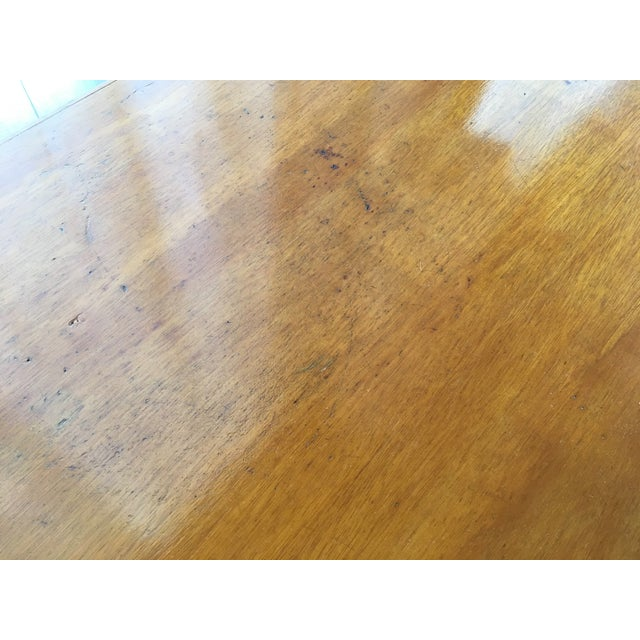 Handbuilt Early Modernist Dining Table - Image 10 of 10