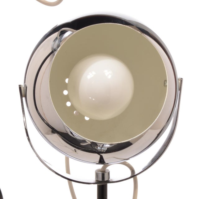 1970s Vintage Goffredo Reggiani Floor Lamp, Italian For Sale - Image 5 of 9