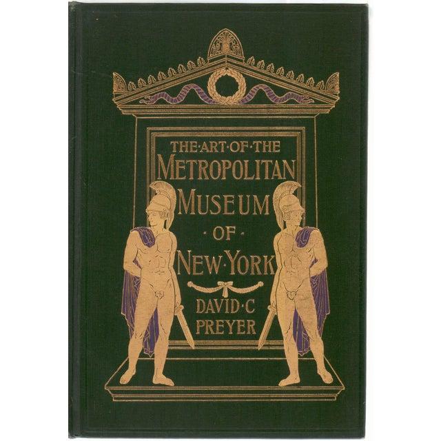Art of the Metropolitan Museum of N.Y.C. Book - Image 1 of 4