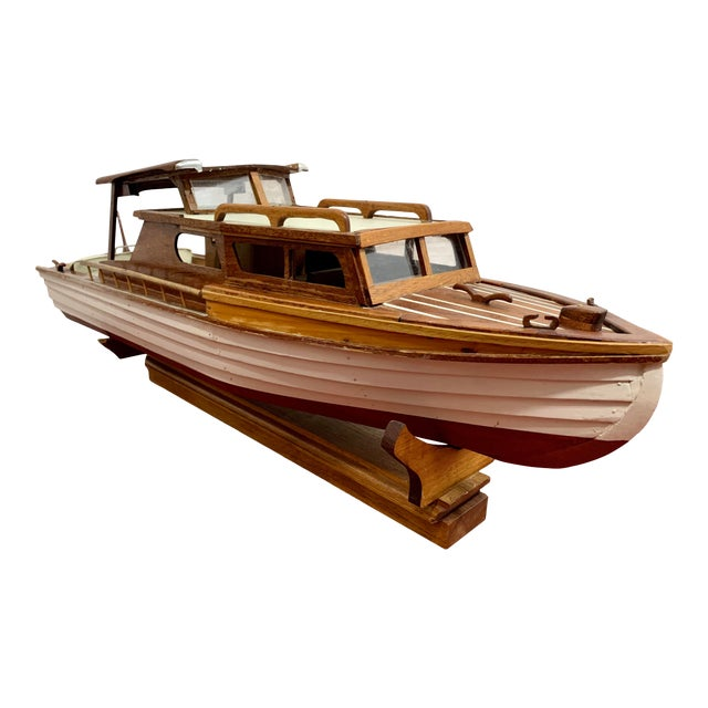 1950 Chriscraft Lake Boat For Sale