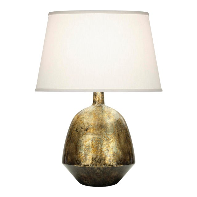 Curated Kravet Maria Table Lamp - Gold For Sale