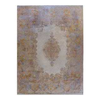 Palatial Size Early 20th Century Kirman Rug For Sale