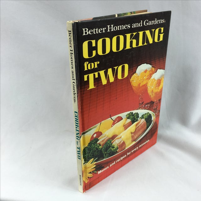 Mid Century Cookbook - Cooking for Two - Image 5 of 8