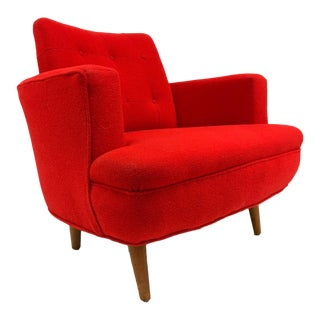 Mid Century Modern Lounge Chair For Sale