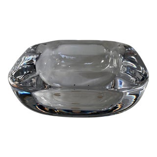 French Art Glass Catch All / Ashtray For Sale