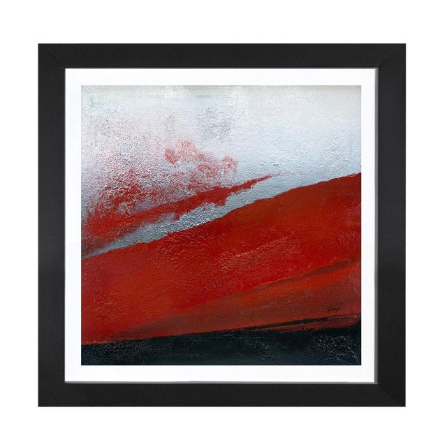 """Shades of Red"", Framed Print by Michael Goldzweig - Image 1 of 3"