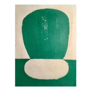 Original Green Shadow Collage