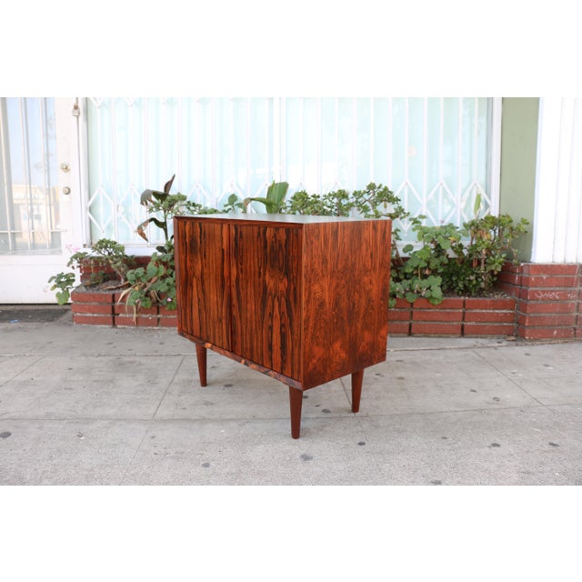 Rosewood Small Cabinet - Image 8 of 11