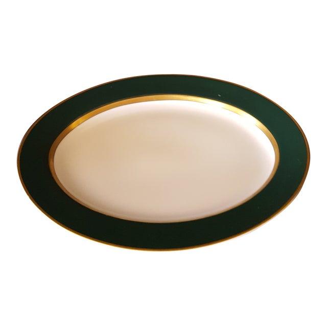 Vintage Fitz and Floyd Renaissance Stoneware Platter For Sale