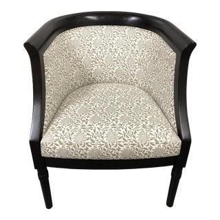 Amiel Accent Chair by Brusic Collection For Sale