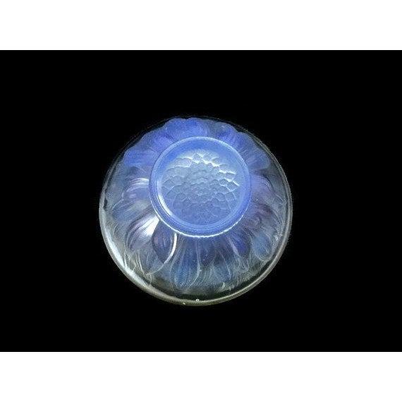 Art Deco Etling Glass Opalescent Bowl - Image 2 of 6