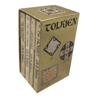 1965 Tolkien's Ring Books - Set of 4