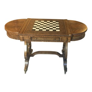 Maitland Smith Game Table