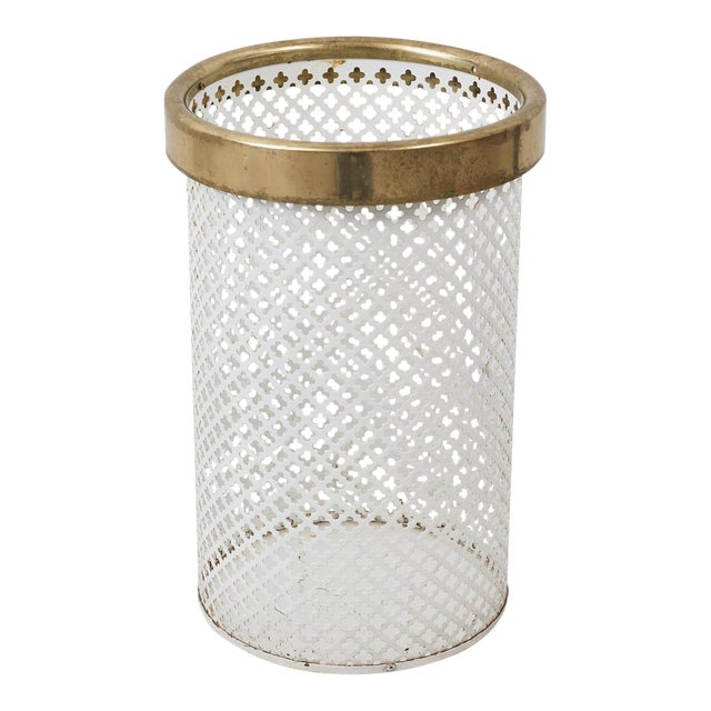Waste Paper Basket by Josef Frank by Firma Svenskt Tenn For Sale