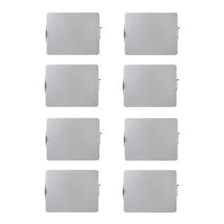 Charlotte Perriand CP1 Brushed Aluminum Wall Lights