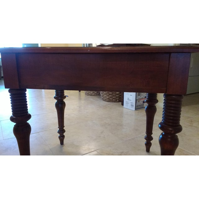 Ethan Allen British Classics End Table - Image 5 of 5