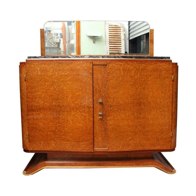 Small French Art Deco Style Sideboard - Image 11 of 11