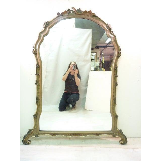 Venetian Painted Mirror - Image 2 of 4