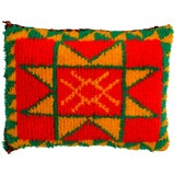 Image of Moroccan Berber Star Pillow For Sale