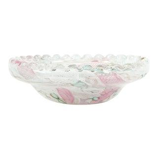 Vintage European Decorative Bowl / Piece For Sale
