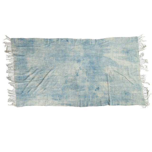 """Vintage African Textile Throw - 3'5"""" X 6'3"""" - Image 1 of 6"""