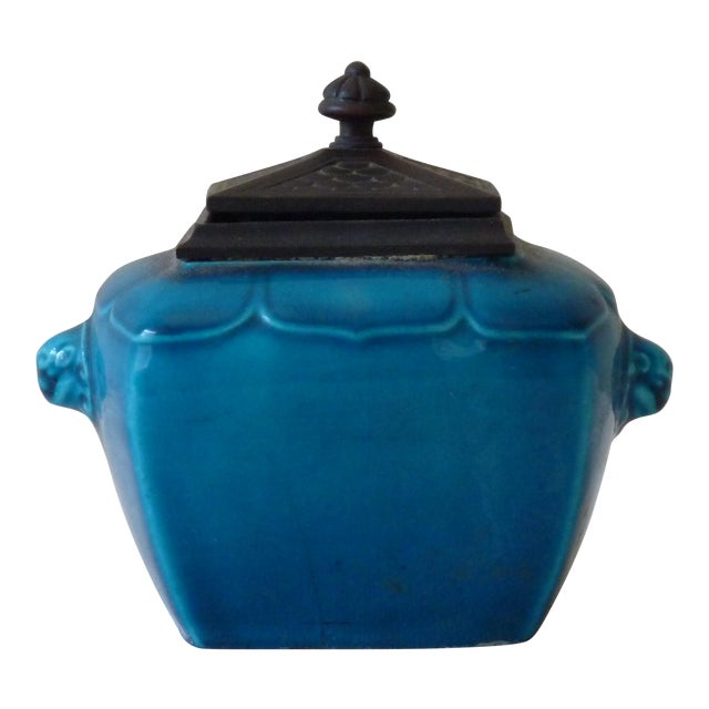 Theodore Deck Inkwell For Sale
