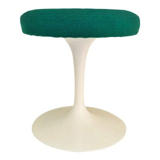 Original Saarinen Tulip Stool For Sale