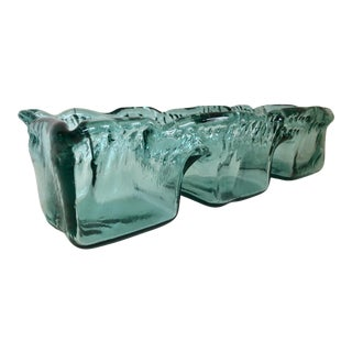 Artistic Jade Green Glass For Sale