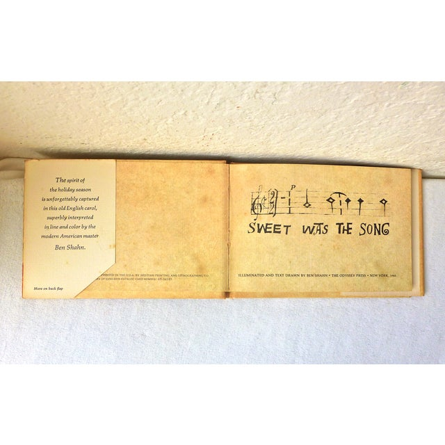 Ben Shahn: Two Vintage Christmas Books - Image 9 of 11