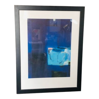 Susanne Stähli Untitled 2001 Blue For Sale