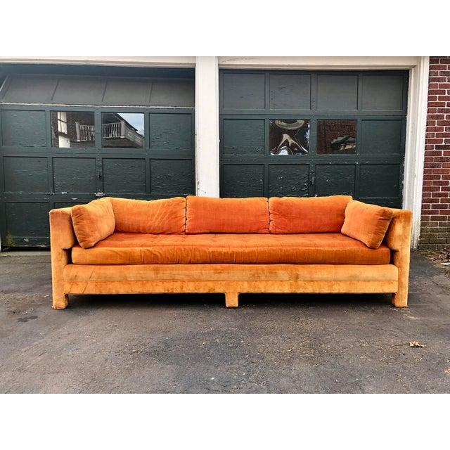 Vintage Mid Century Erwin Lambeth Sofa For Sale - Image 13 of 13