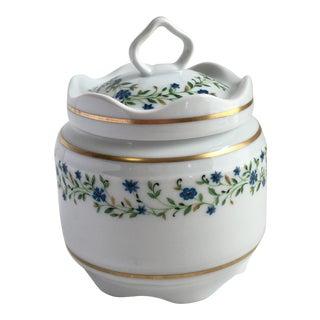 Vintage Limoges France Biscuit Jar