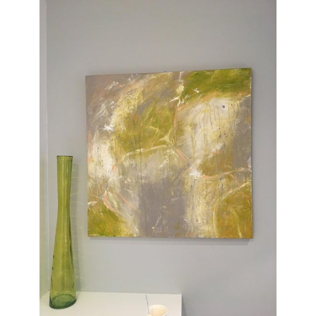 Kerri Rosenthal Abstract Painting - Image 4 of 4
