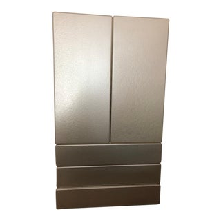 Roger Rougier High Gloss Lacquered Armoire For Sale