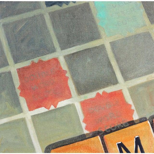 "Pop Art ""It's Complicated"" Original Artwork by Kathleen Keifer For Sale - Image 3 of 9"
