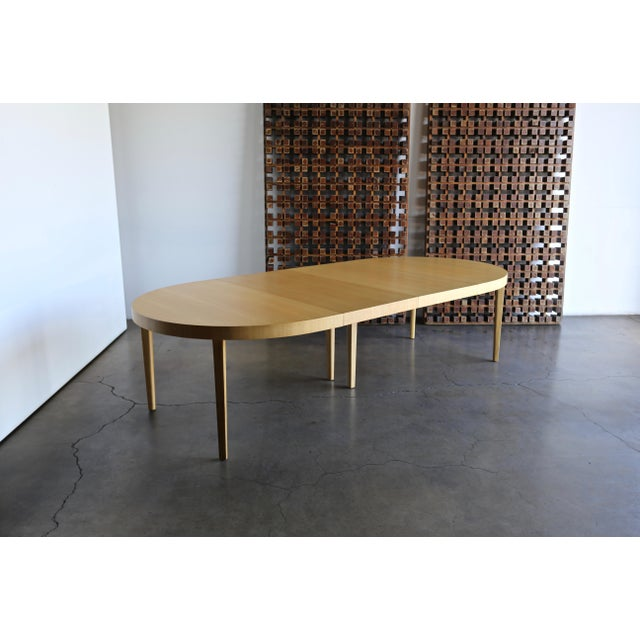 Edward Wormley Dining Table for Dunbar Circa 1950 For Sale - Image 13 of 13