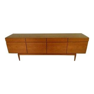 Vintage Ib Kofod Larsen Sideboard in Teak For Sale